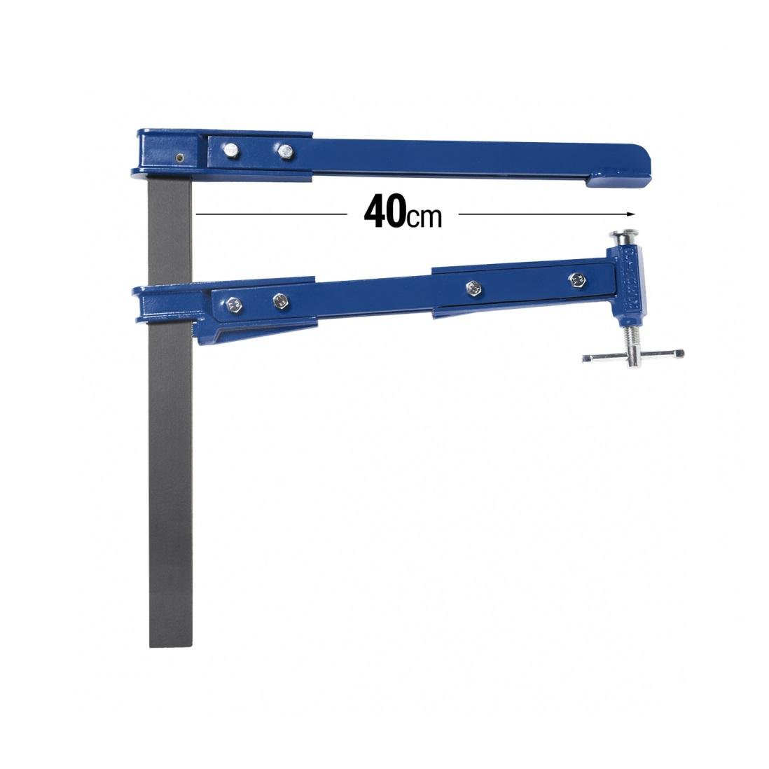 APRIETO MODELO 40K - Alcance 40 cm.