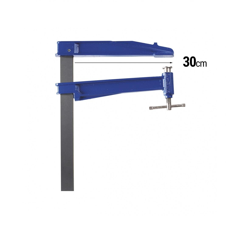 APRIETO MODELO K - Alcance 30 cm.